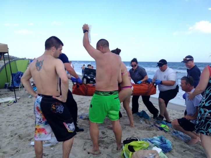 Oak Island, NC – 2 Teens Severely Injured In Shark Attacks In N. Carolina