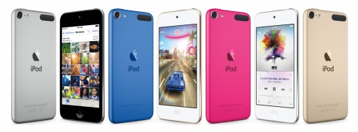 New York – Apple's iPod Touch Update Brings Faster Chip, Better Cameras Amid Declining Sales