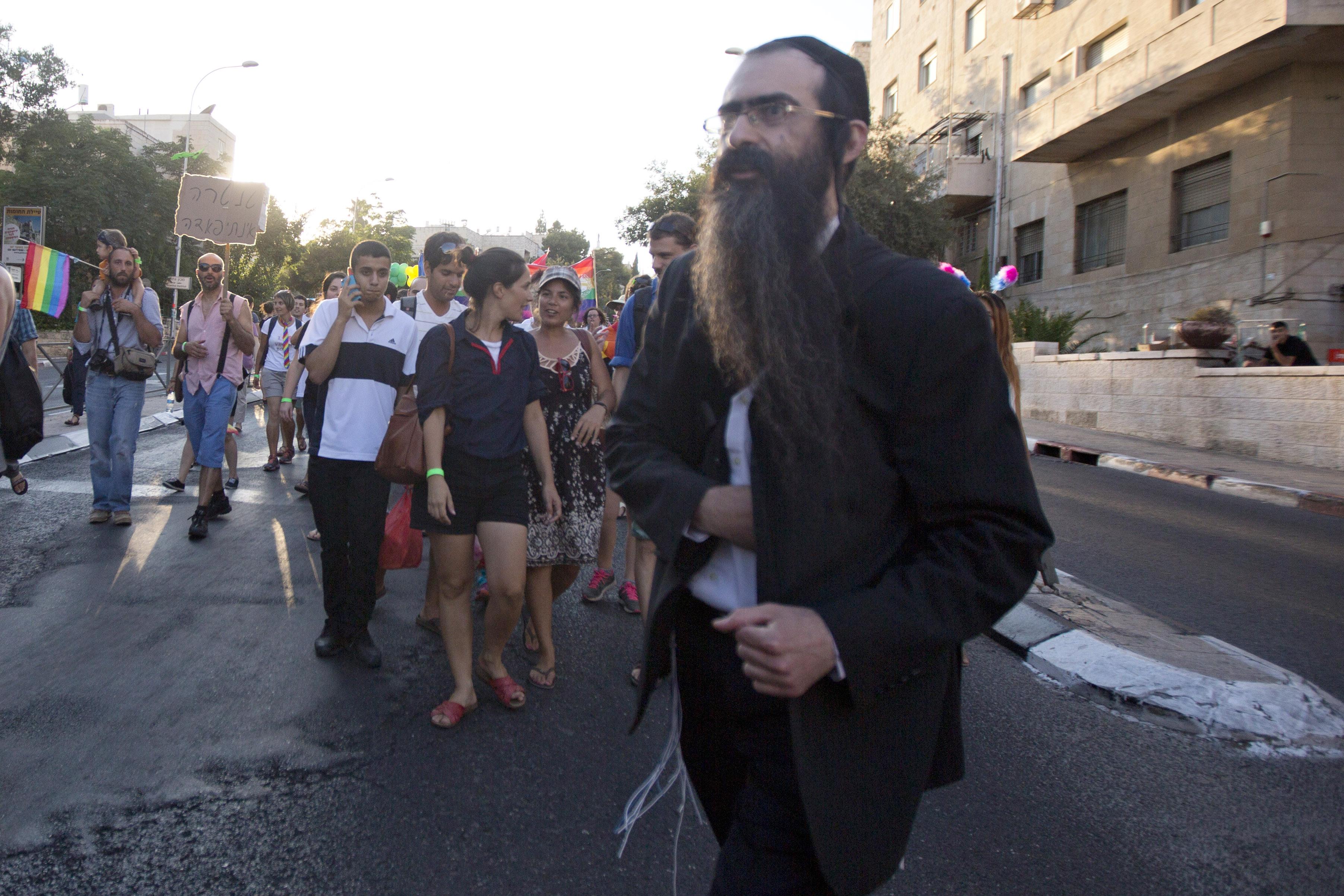 Секс ортодоксальных евреев 6 фотография