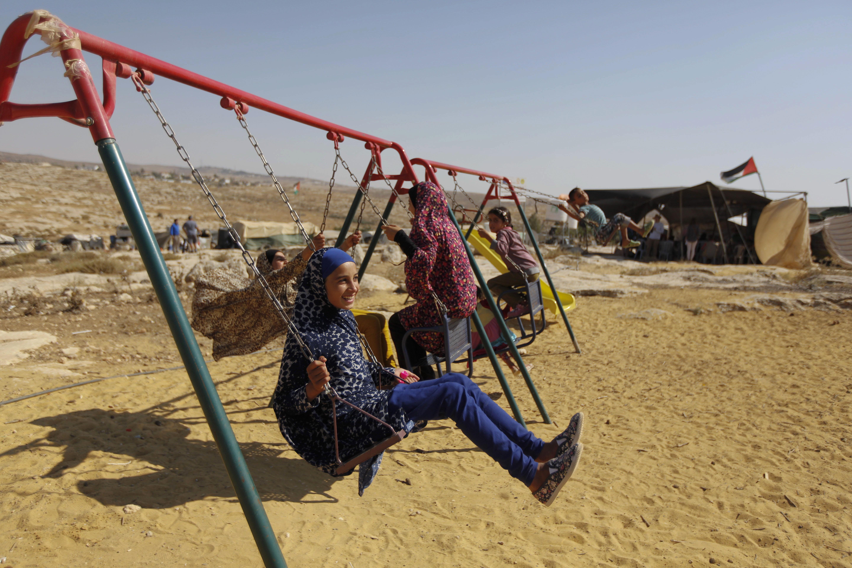 west bank a palestinian village braces for israeli demolition