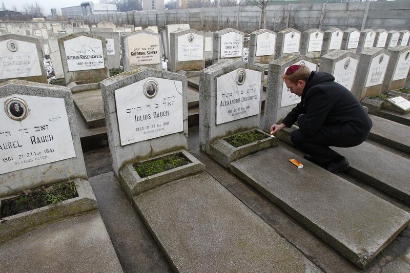 Bucharest Romania Bans Holocaust Denial Fascist Symbols