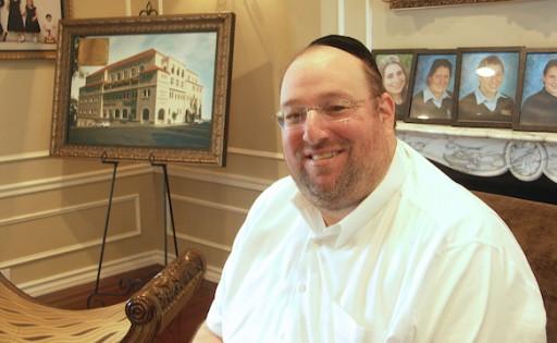 Philanthropist Shlomo Yehuda Rechnitz founder and CEO of Brius Healthcare Service