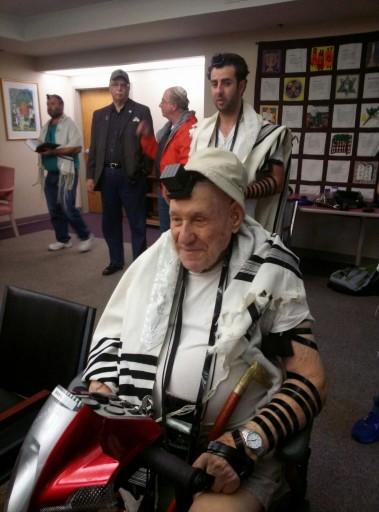 Mordechai Zev Volf Landsman (courtesy Bais Menachem Chabad Tampa Florida)