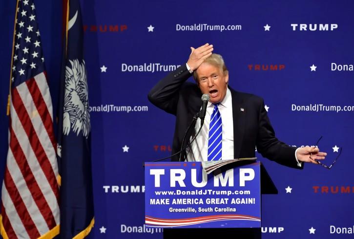 New York – Politics As Blood Sport: Trump Looks To Kick Bush When He's Down