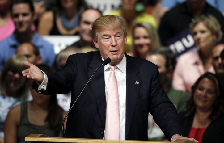 Washington – Proof Of Trump's Charity Giving Elusive