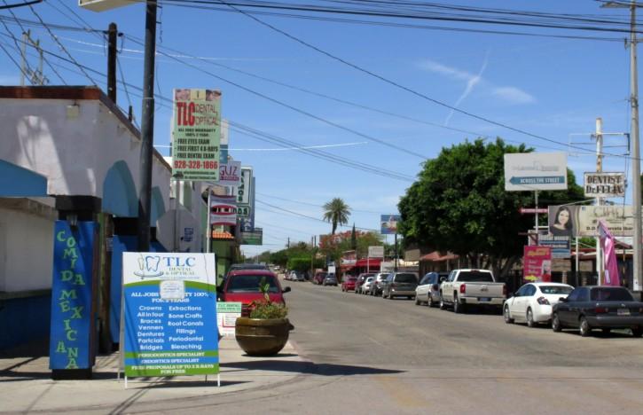 Los Algodones, Mexico – Facing Rising Dental Costs, Seniors Head To Mexico