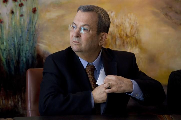 Jerusalem – Ehud Barak's Iran Bombshell Could Shake Up Israeli Politics