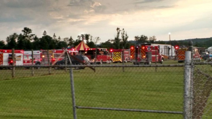 Lancaster, NH – 2 Dead, 22 Hurt In New Hampshire Tent Collapse