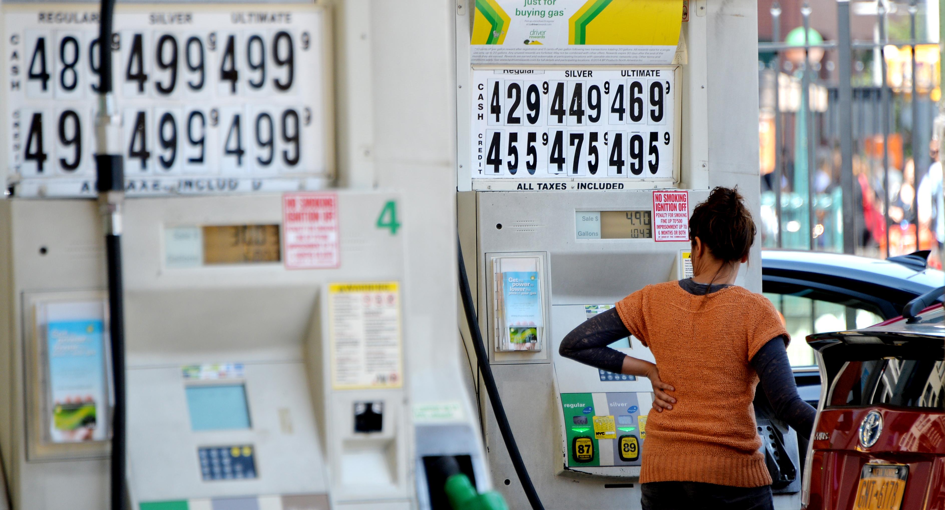gasoline essay