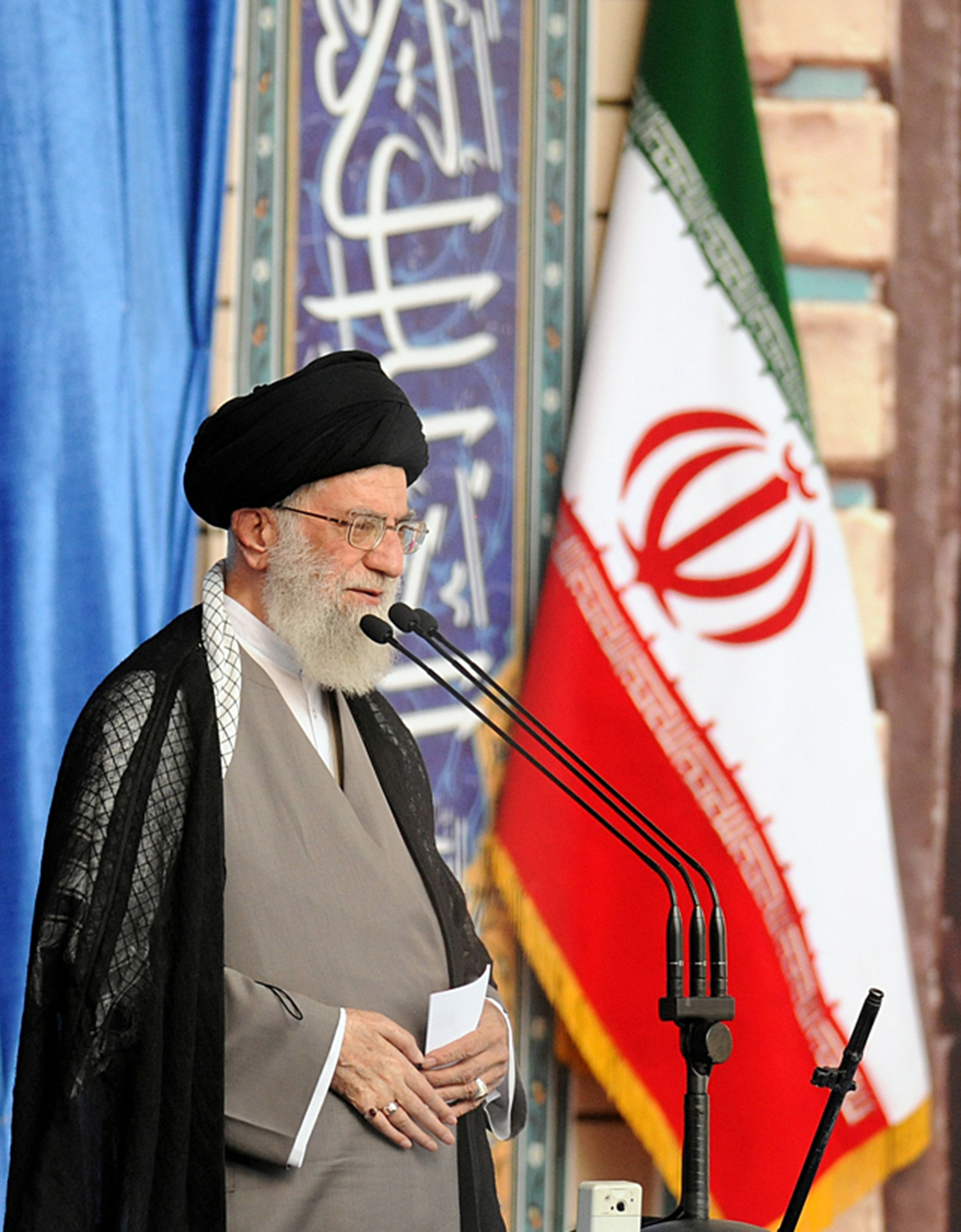 Tehran Khamenei Nuclear Deal Could Still Be Voted Down By Us Or Iran