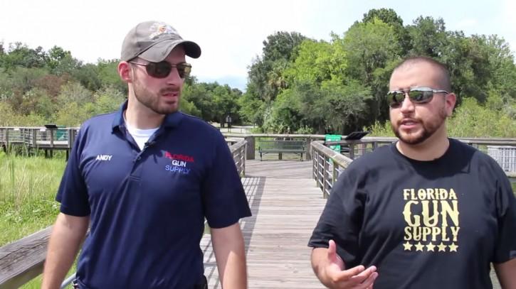 Orlando, FL – Zimmerman To Sell Confederate Flag Painting To Help 'Muslim-free' Gunshop