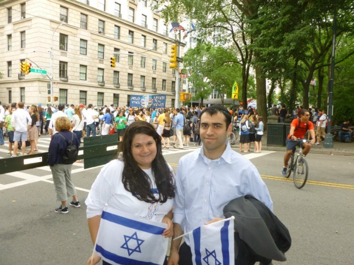 Shani Faitelewicz & Yehuda Bayme