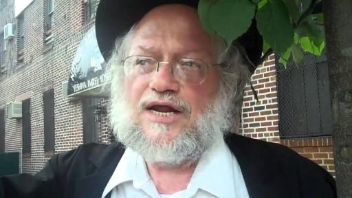 Rabbi Nuchum Rosenberg (Shimon Gifter)