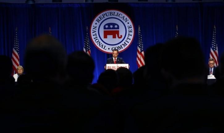 Washington – RNC Chair Says Expect More Elbows At Republican Debate