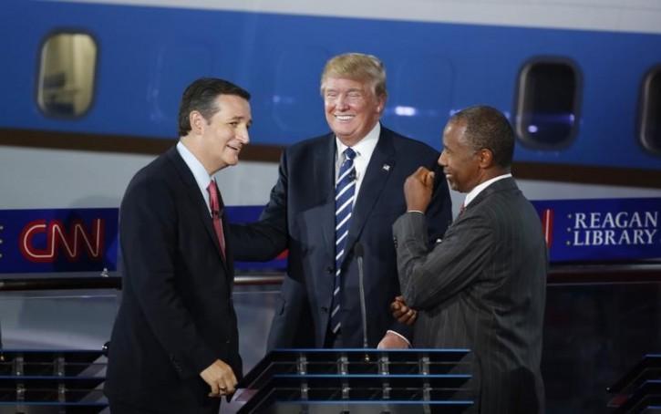 Washington – Republican 'Values' Voters Back Cruz-Carson Presidential Ticket