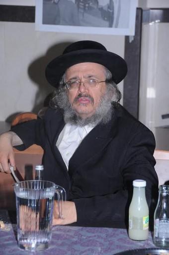Rabbi Krishvsky