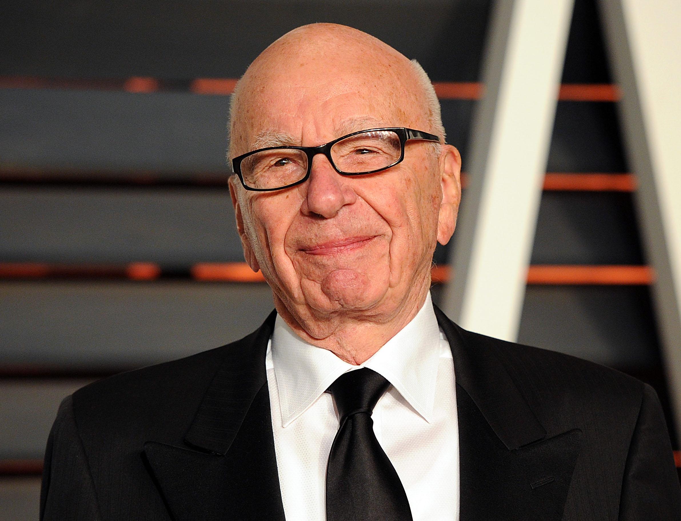 New York - Rupert Murdoch Apologizes For 'Real Black ... Rupert Murdoch