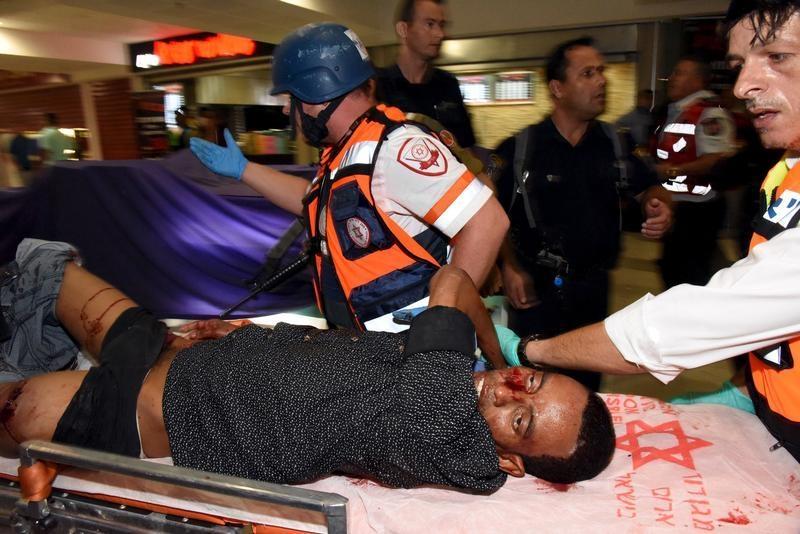 Jerusalem - Foreigner Shot, Beaten After He's Misidentified As A