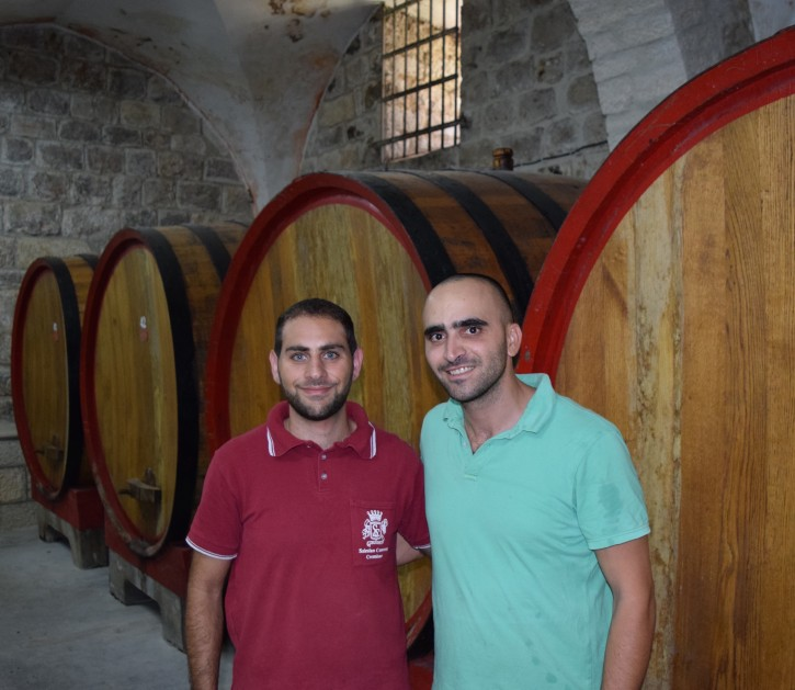 West Bank – Palestinian Winemakers Preserve Ancient Traditions