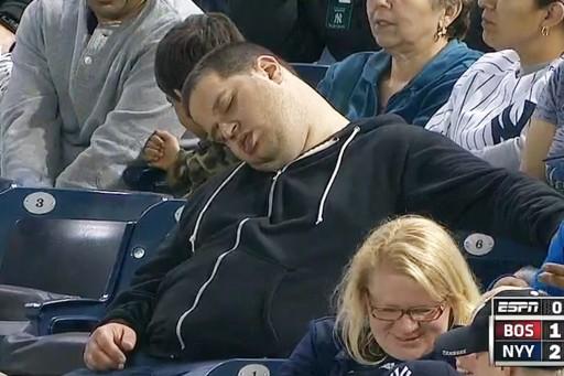New York – Dozing Baseball Fan's $10 Mln ESPN Lawsuit Is Thrown Out