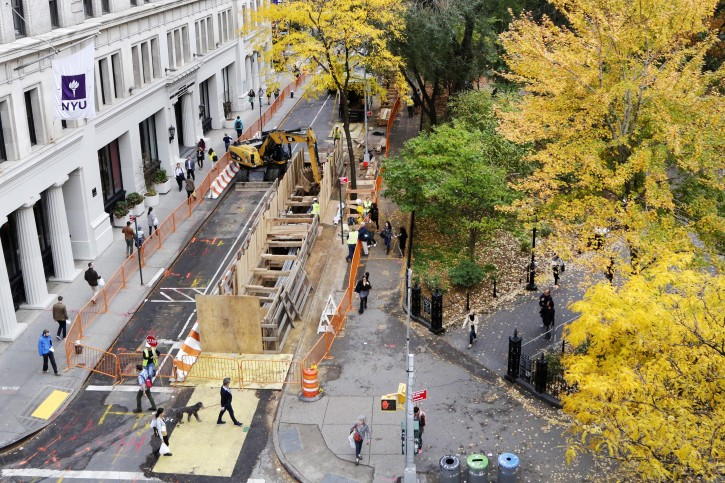 New York – Centuries-old Coffins, Skeletons Found Beneath NYC Street
