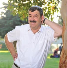 49 year old Yaakov Don of Alon Shevut