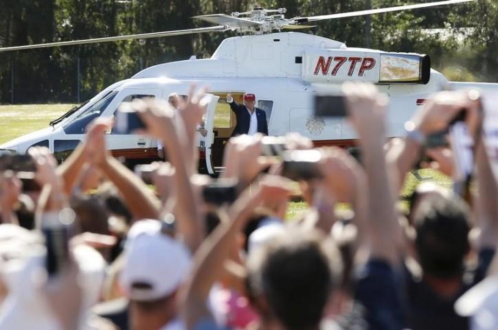 New York – Trump Says Won't Take Back Remark On Muslims 'Cheering' 9/11 Attacks