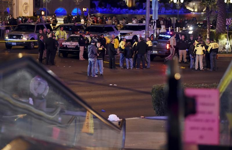 Las Vegas - Driver In Las Vegas Fatal Pedestrian Crash Identified