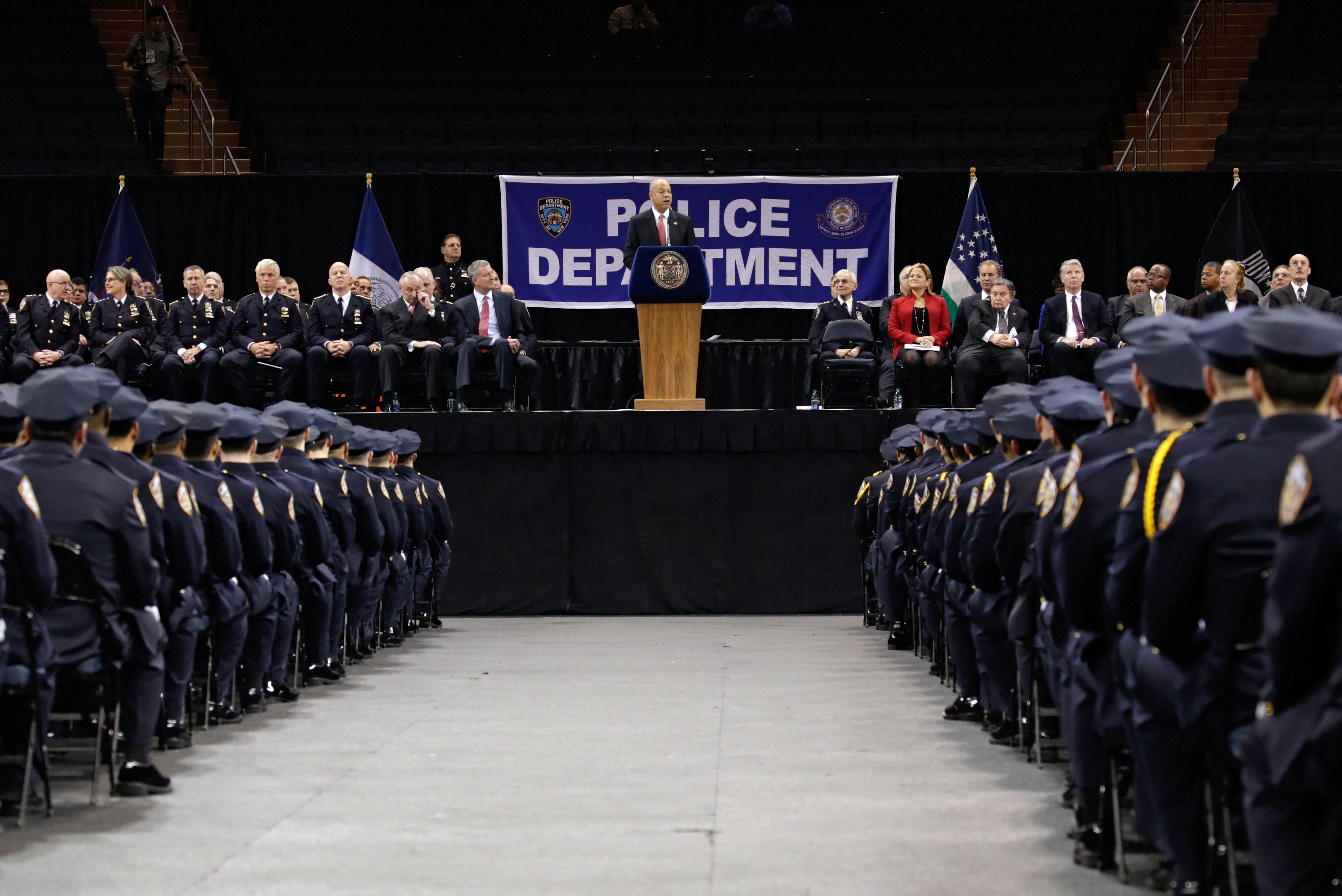 New York City Police Academy