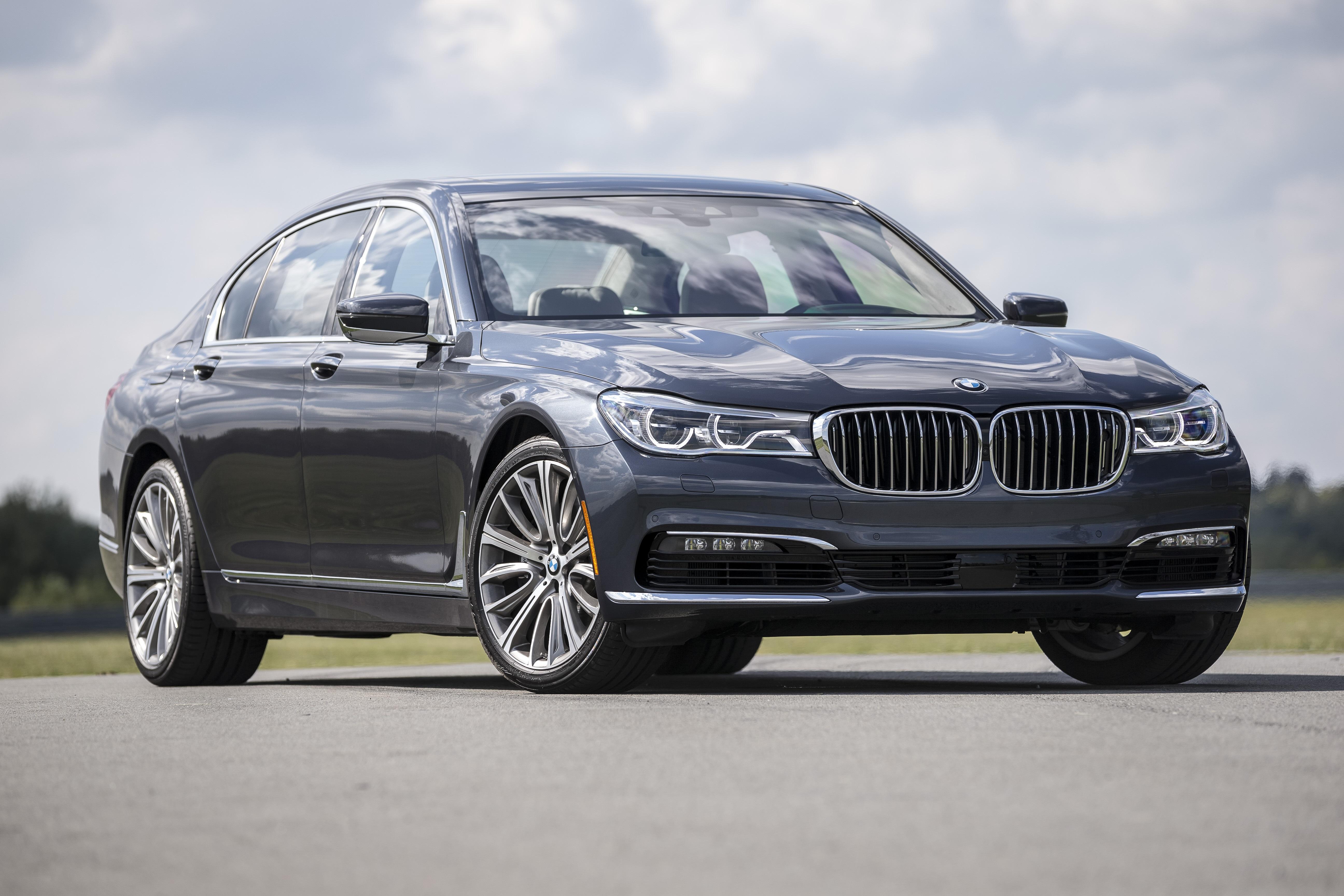 Germany 2016 BMW 7 Series Takes Luxury Sedan To New Level