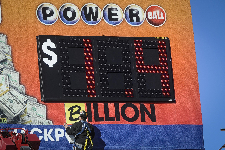 Lottery Jackpot Amount