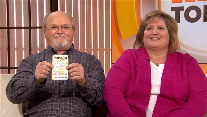 Lisa and John Robinson (Courtesy NBC Today)