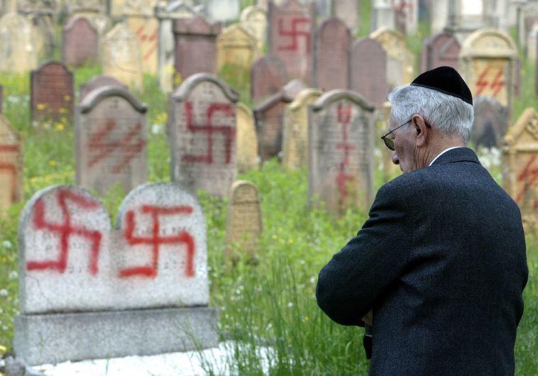 Antisemitism identifications
