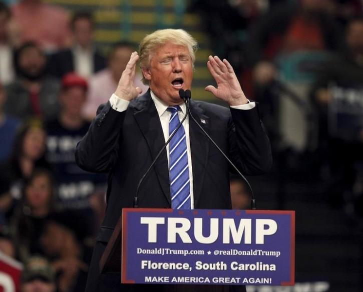 South Carolina – Trump Says North Korea Leader Has 'Talent