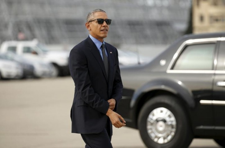 Atherton, CA – Obama: 'Strange Things' Happen When Voters Are Scared