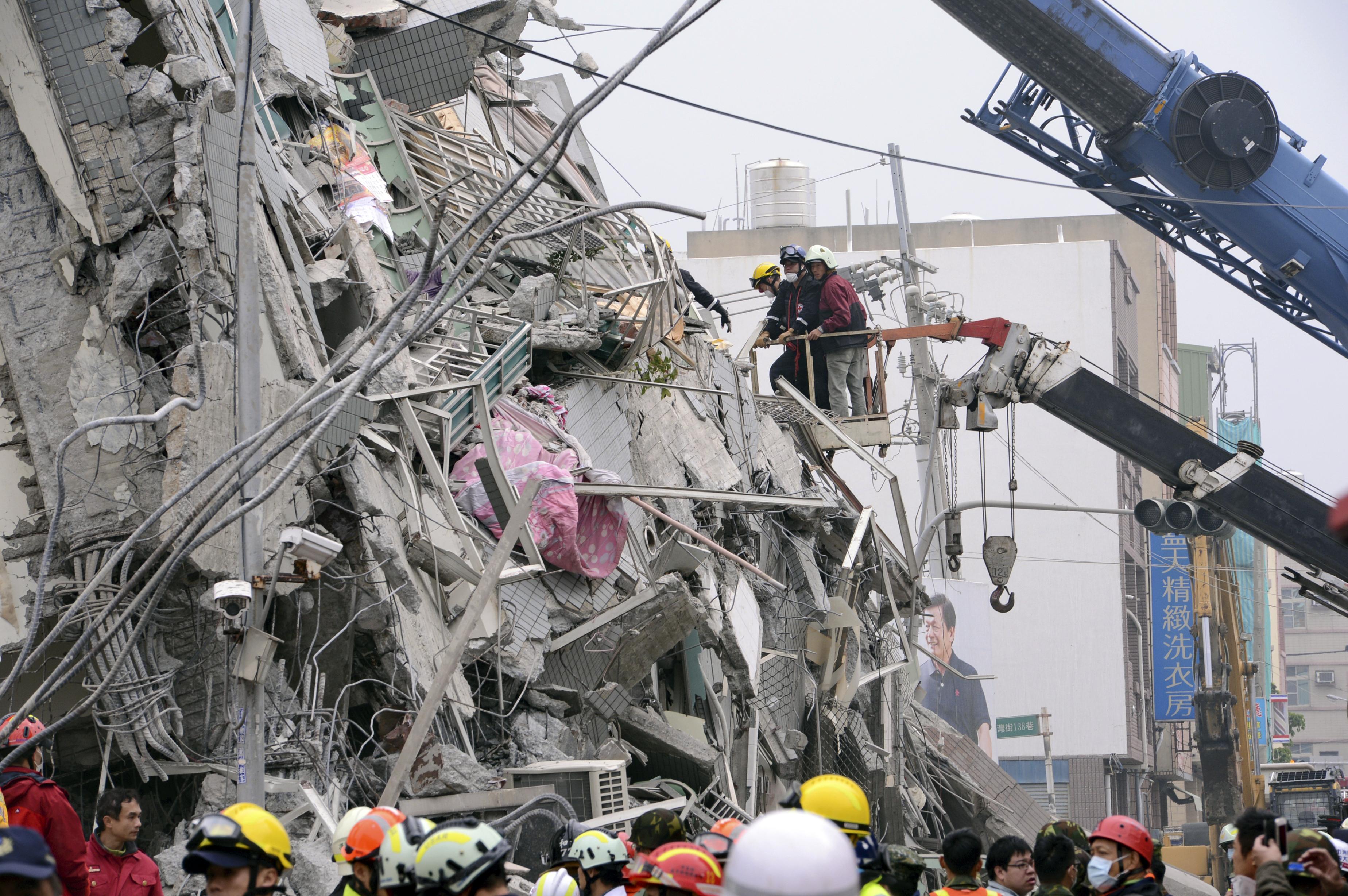 taiwan earthquake - photo #31