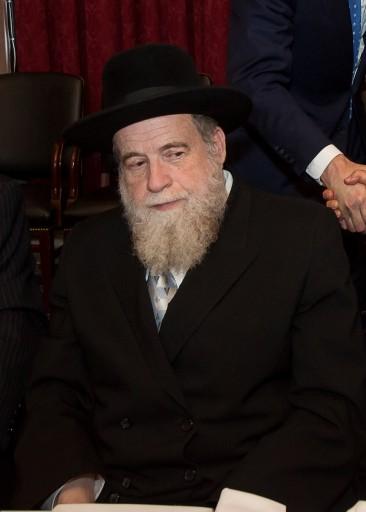FILE - Rabbi Tannenbaum