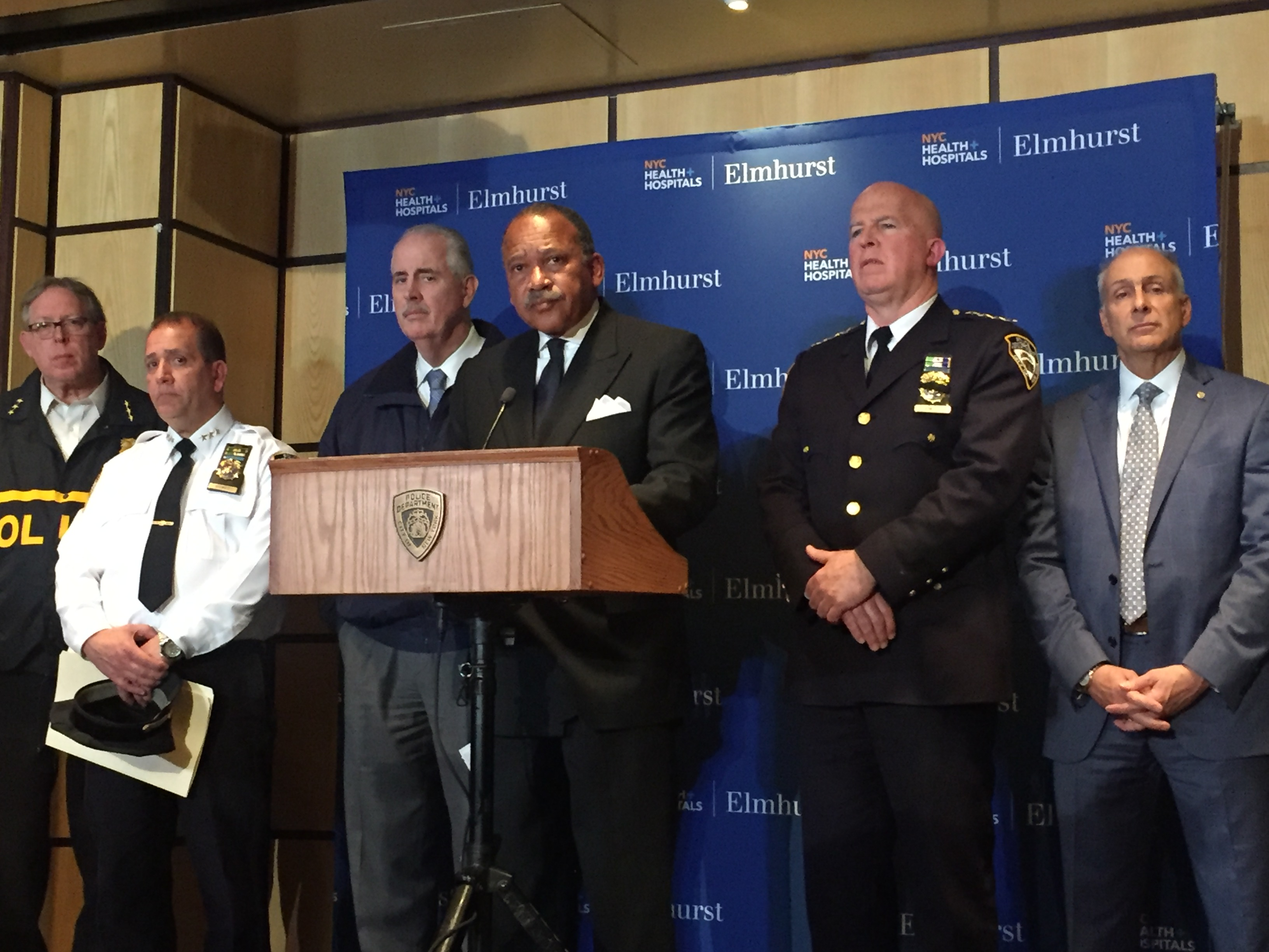 Brooklyn, NY - NYC Police Officer Shot By Friendly Fire During Drug