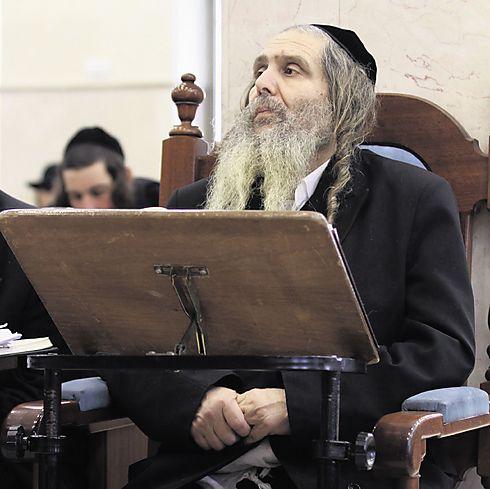 FILE -  Rabbi Shalom Arush