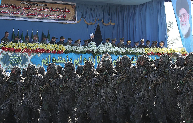 Tehran - Iran Vows To Defend Muslim Nations Against Terrorism, Israel