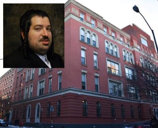 Joel Landau an Allure executive via his Twitter account and 45 Rivington Street on the Lower East Side