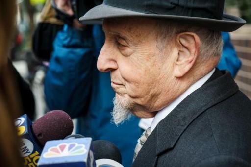 FILE - Rabbi Haskel Lookstein ( Stefano Giovannini/ VIN News)