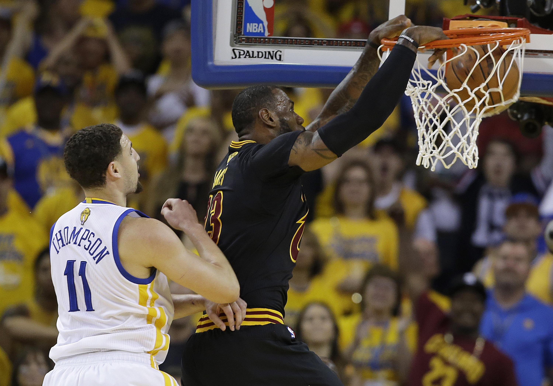 Oakland, CA - Cavaliers Stun Warriors To Clinch NBA Title