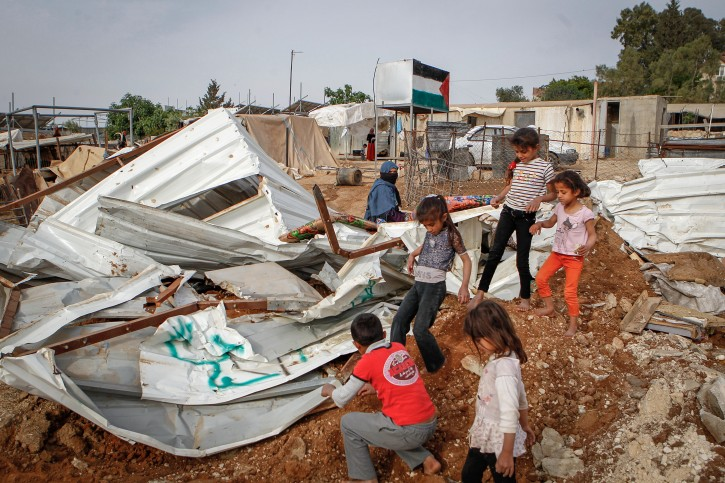Jerusalem – Israel Demolishes More Palestinian Homes This Year Than Last