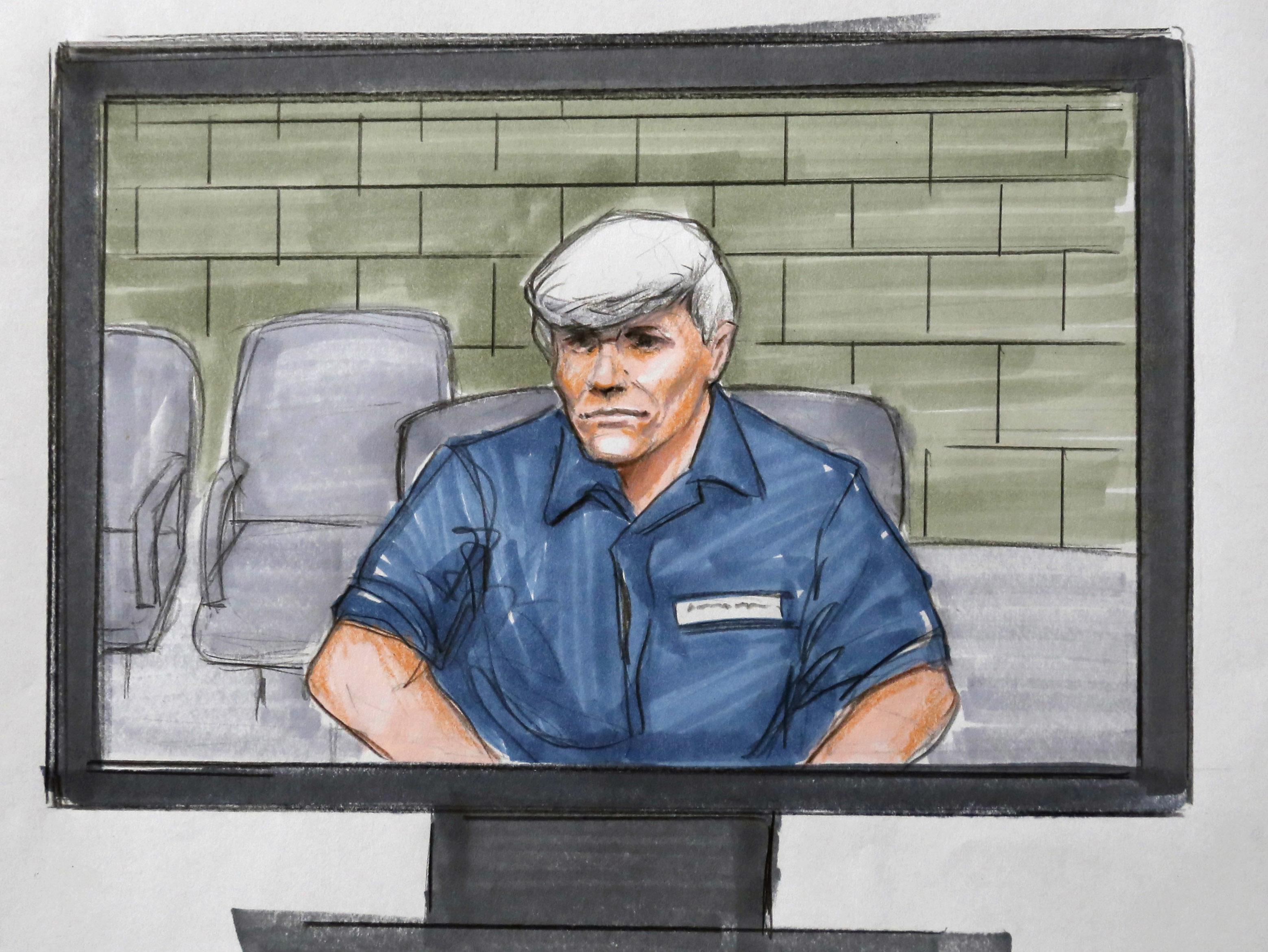 Chicago - Judge Denies Blagojevich's Bid To Lighten 14-year Sentence