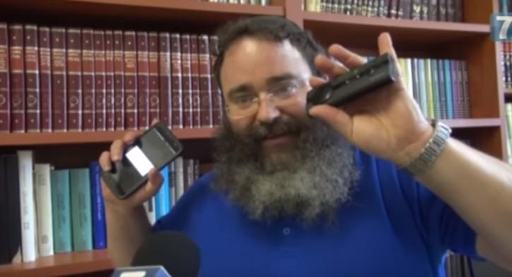 Dan Marentz, director of the Alon Shevut based Zomet