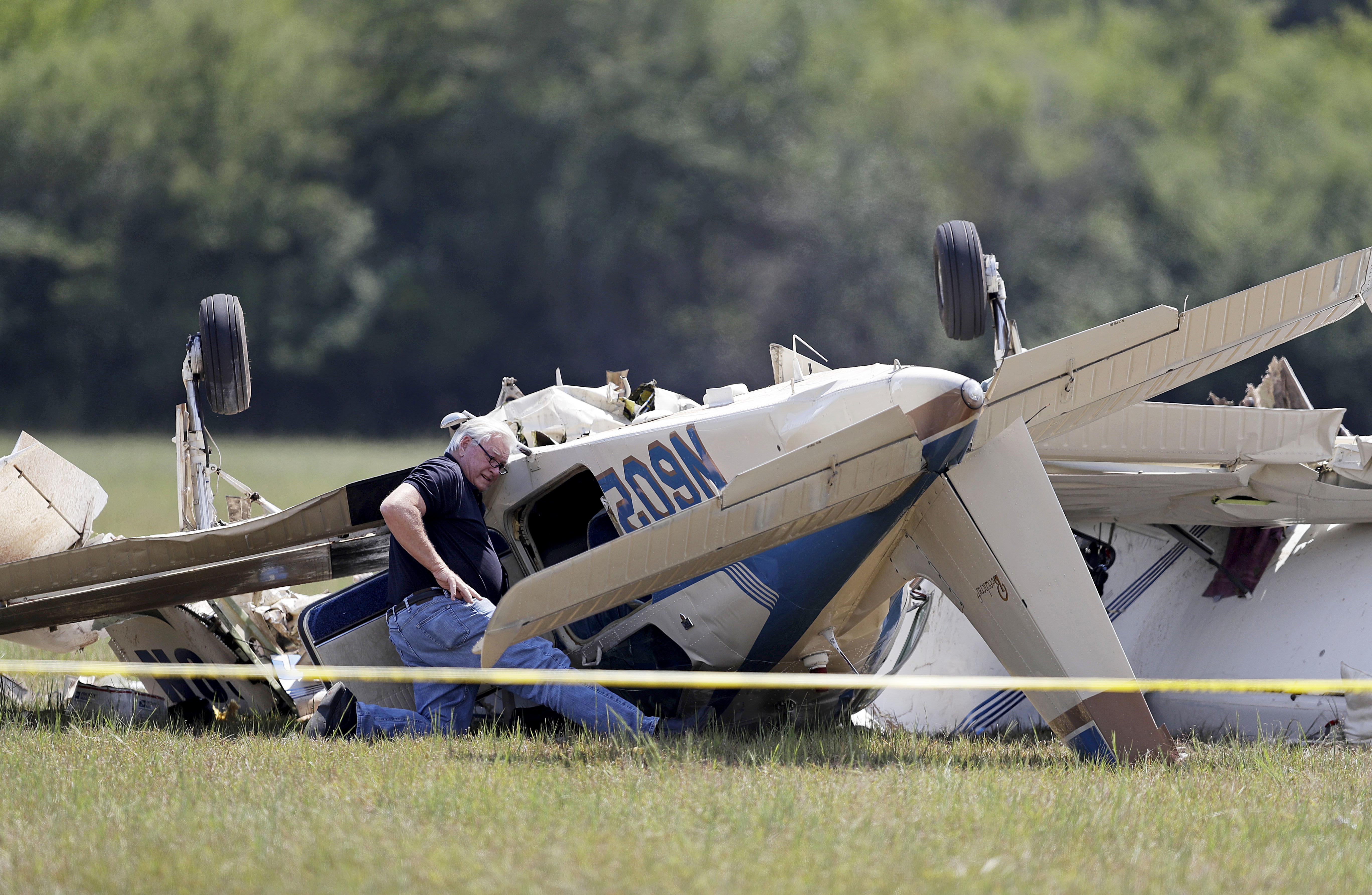 BaltimoreJewishLife com   Carrollton, GA - 3 Dead When 2 Planes