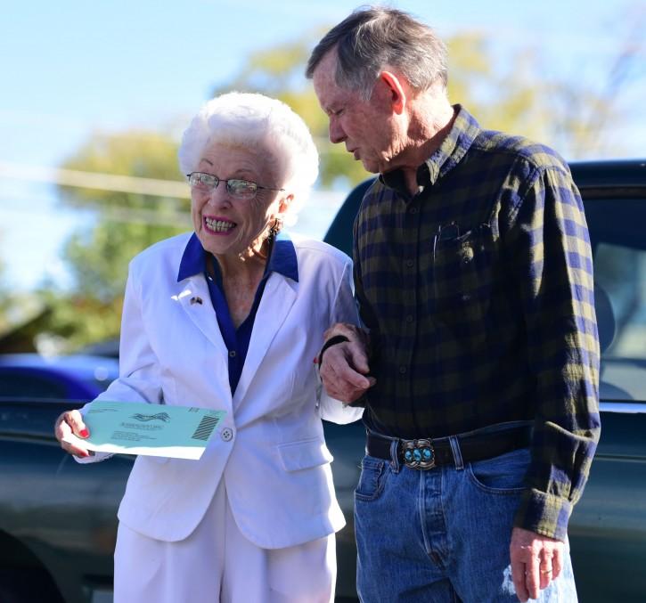 Prescott, AZ – 102-year-old Arizona Woman Casts Early Vote
