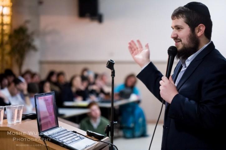 Blogger Dan Eleff of Dan's Deals (Photo: Moshe Wulliger)