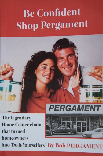 One of the ads featured Bob with his daughter promoting Paint sold at the stores